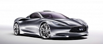 2012 Infiniti Emerg-E Concept Specifications Revealed [Photo Gallery]