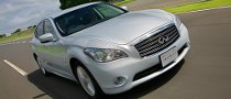 2012 Infiniti M35h Performance Details Confirmed