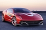 2012 Italdesign Giugiaro Brivido Concept Revealed [Photo Gallery] [Video]