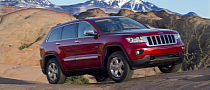 2012 Jeep Grand Cherokee Cheaper by Over $3,000; Wrangler Gets Pentastar V6