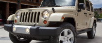 2012 Jeep Wrangler to Get Pentastar V6 and Five-Speed Auto