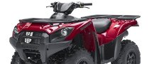 2012 Kawasaki Brute Force 750 4x4i ATV Presented