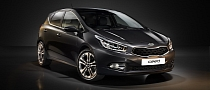 2012 Kia cee'd Revealed