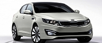 2012 Kia Optima Production Kicks Off in Georgia