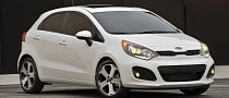 2012 Kia Rio 5-Door US Pricing Announced