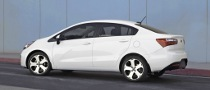2012 Kia Rio Sedan Unveiled [Gallery]