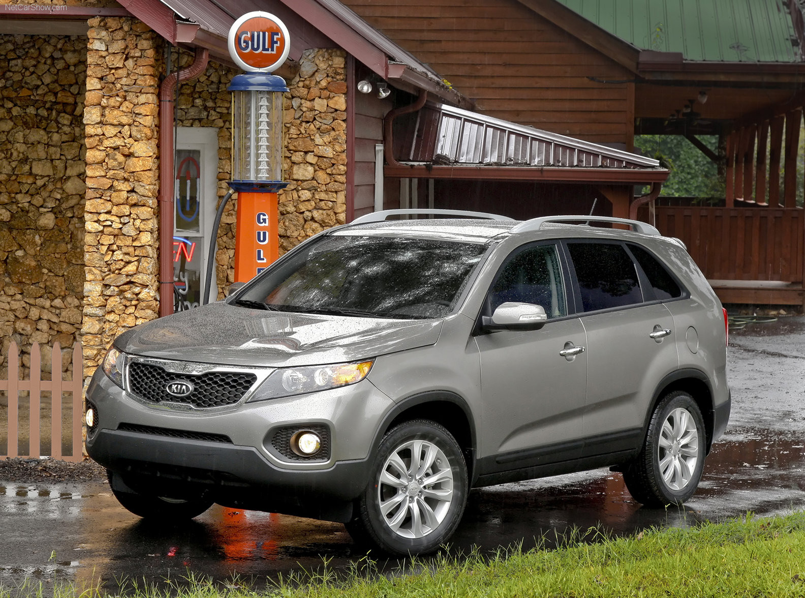 2012 kia sorento now comes with 2 4l gdi and uvo infotainment autoevolution. Black Bedroom Furniture Sets. Home Design Ideas