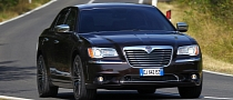 2012 Lancia Thema Arrives on European Market