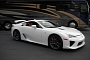 2012 Lexus LFA For Sale on eBay [Photo Gallery]