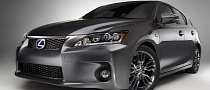 2012 Lexus CT 200h, ES 350 and LS 460 Special Editions Launched