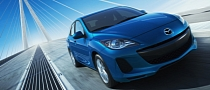 2012 Mazda Axela Facelift Enters Production