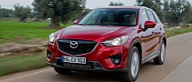 2012 Mazda CX-5 UK Pricing Announced