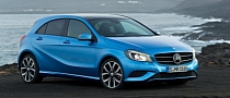 2012 Mercedes Benz A-Class Official Photos Leaked