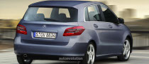 2012 Mercedes-Benz B-Klasse Details Surfaced