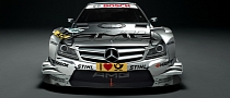 2012 Mercedes Benz C-Coupe DTM Race Car [Video]