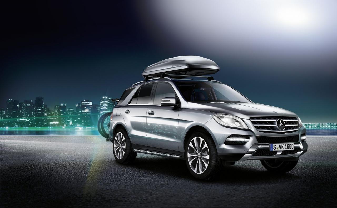 2012 mercedes benz m class and b class accessories for Mercedes benz s class accessories