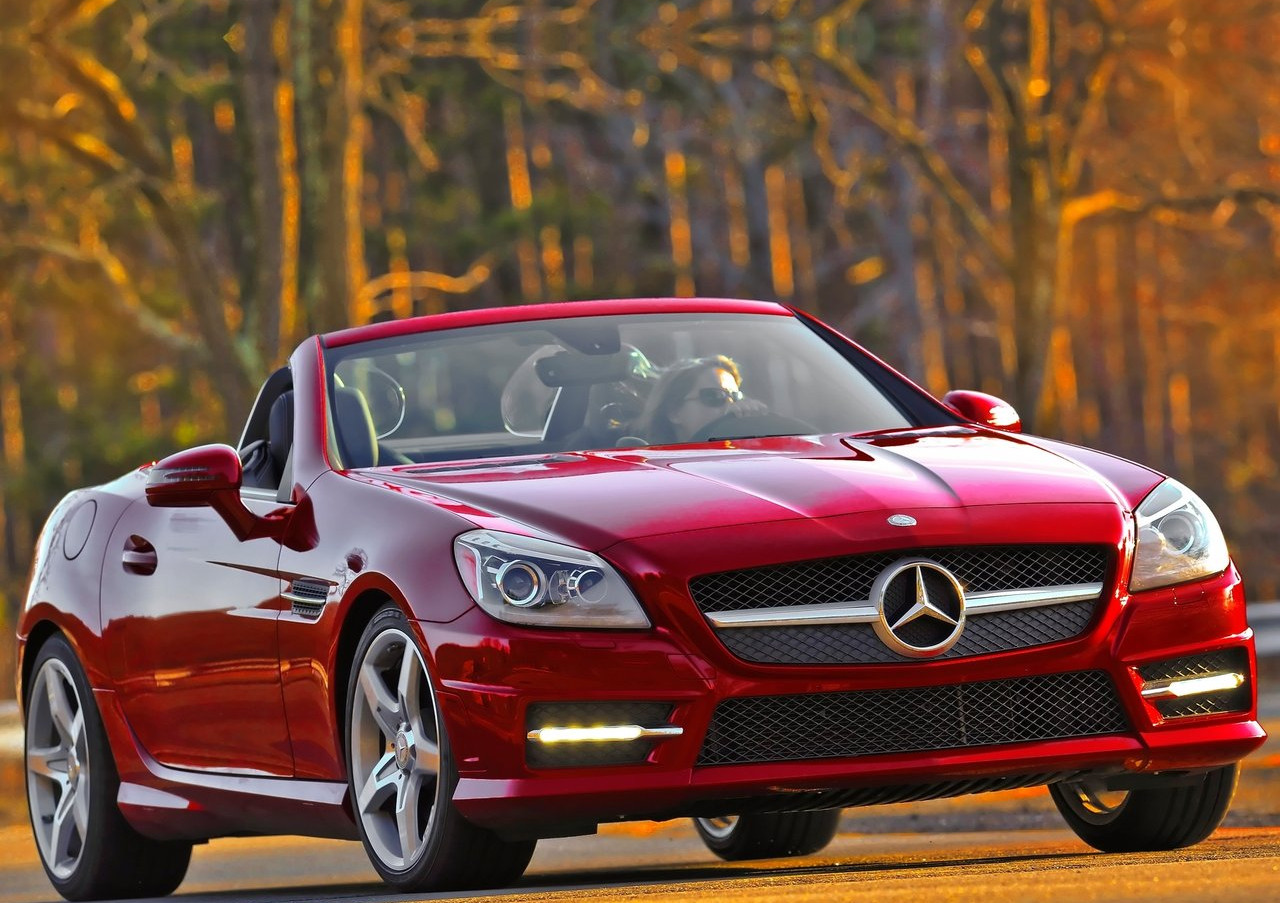 2012 mercedes benz slk us pricing announced autoevolution for Mercedes benz 2012 price