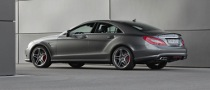 2012 Mercedes CLS63 AMG Full Picture Galore Released