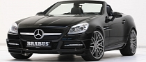 2012 Mercedes SLK Gets the Brabus Makeover
