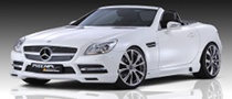 2012 Mercedes SLK Touched by Piecha Design