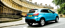 2012 Mitsubishi ASX Lands in the UK