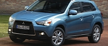 2012 Mitsubishi Outlander Sport Named IIHS Top Safety Pick