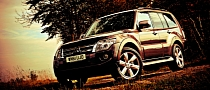 2012 Mitsubishi Pajero/Shogun Introduced in the UK