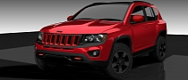 2012 Mopar Jeep Compass True North Has Attitude