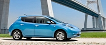 2012 Nissan LEAF Ready for Launch in New US Markets