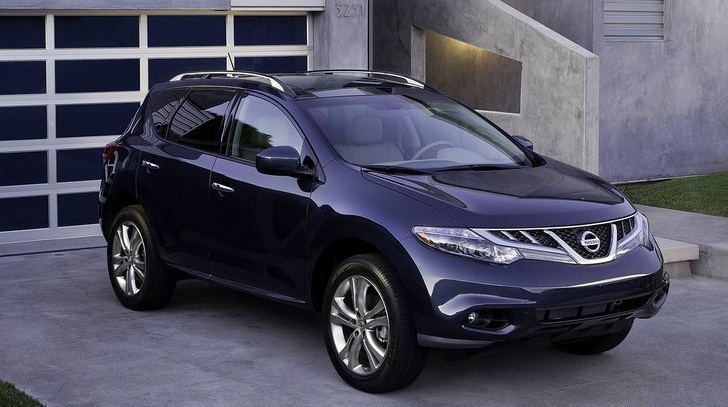 2012 Nissan Murano And Murano Crosscabriolet Us Pricing