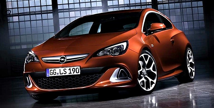2012 Opel Astra OPC Price and Specs