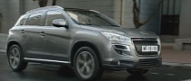 2012 Peugeot 4008 Commercial: Distinctive Toughness [Video]