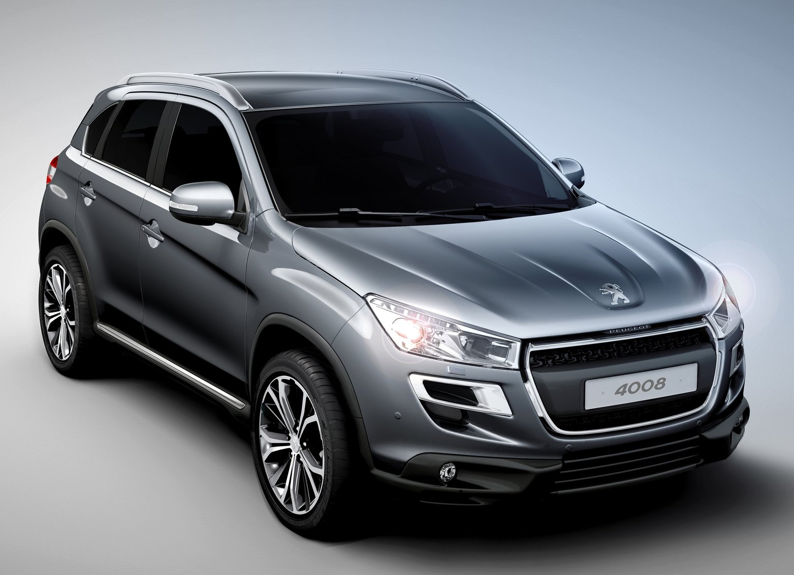 2012 peugeot 4008 crossover revealed to debut in geneva autoevolution. Black Bedroom Furniture Sets. Home Design Ideas