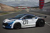 2012 Peugeot RCZ Race Car