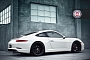 2012 Porsche 911 (991) Gets HRE Wheels