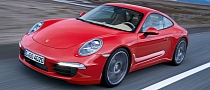 2012 Porsche 911 Carrera Officially Unveiled, Prices to Start at €88,038