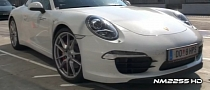 2012 Porsche 911 Carrera S Real Track Sound [Video]