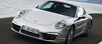 2012 Porsche 911 Created the Most Hype in Frankfurt