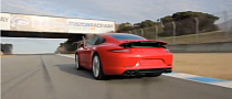 2012 Porsche 911 Lapping Laguna Seca [Video]