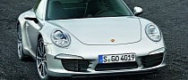 2012 Porsche 911 Official Photos Leaked Ahead of Frankfurt Debut
