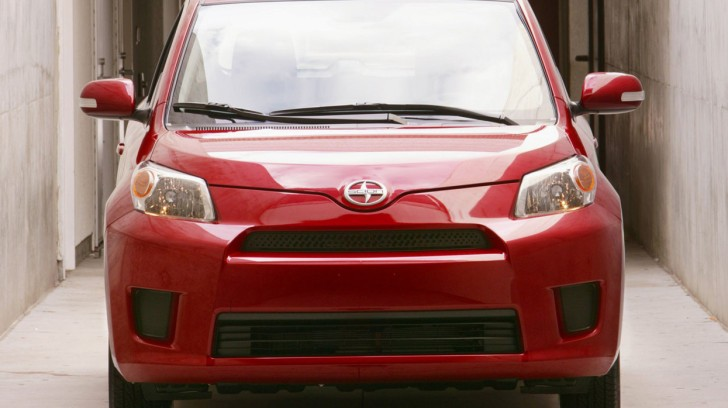 2012 Scion xD Priced from $15,345 in the US