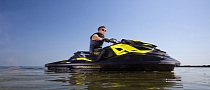 2012 SeaDoo RXP-X Watercraft in Action [Video]