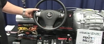 2012 SEMA: Corvette Paddle Shifter Conversion for Manual [Video]