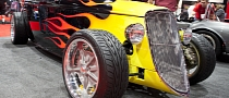 2012 SEMA: Factory Five Racing '33 Hot Rod [Live Photos]