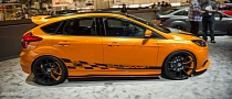 2012 SEMA: Ford Focus ST by Bojix Design [Live Photos]