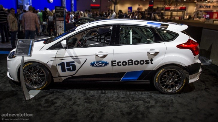 2012 SEMA: Ford Focus ST-R [Live Photos]