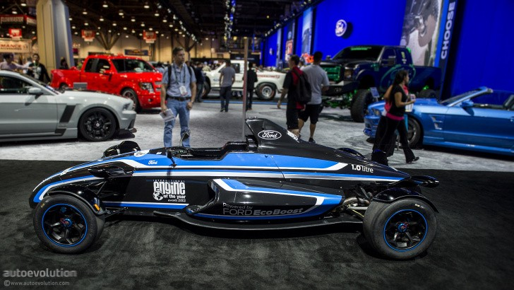 2012 SEMA: Formula Ford 1.0L EcoBoost Road Car [Live Photos]
