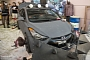 2012 SEMA: Hyundai Elantra Coupe Zombie Survival Machine [Live Photos]