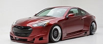 2012 SEMA: Hyundai Genesis Coupe by FuelCulture [Photo Gallery]