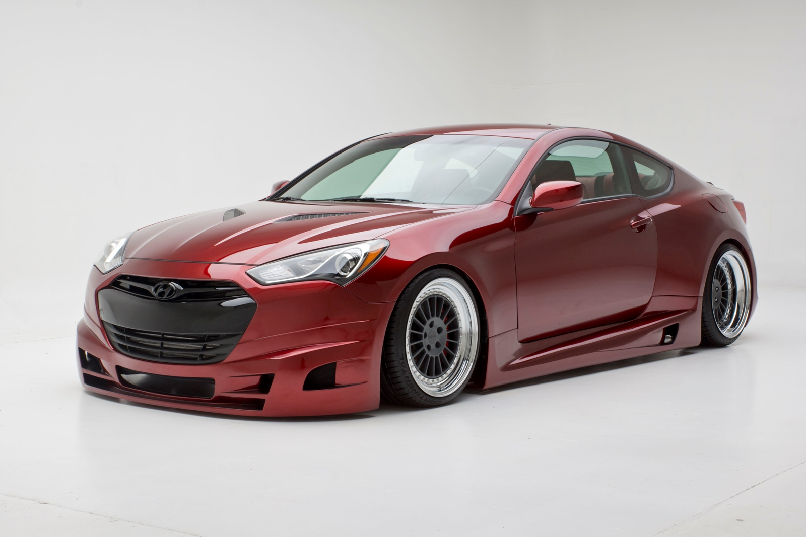 2012 sema hyundai genesis coupe by fuelculture autoevolution. Black Bedroom Furniture Sets. Home Design Ideas